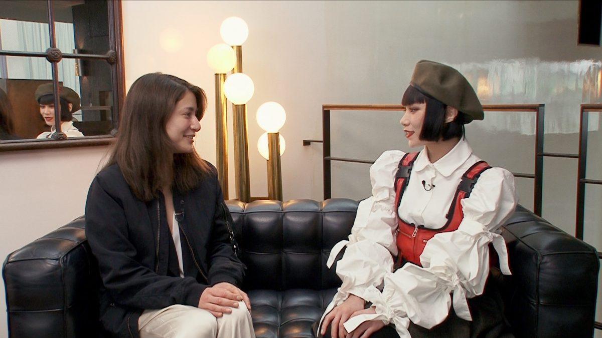 NHK WORLD「TOKYO FASHION EXPRESS」 NHK WORLD「TOKYO FASHION